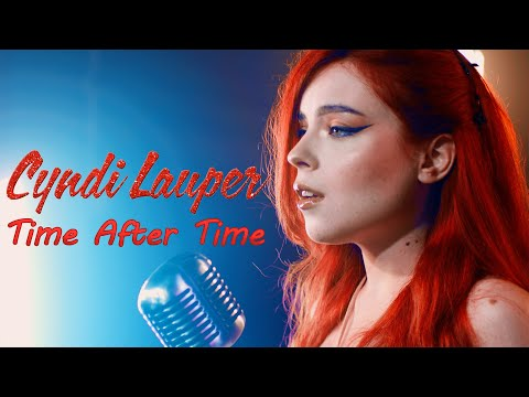 """Cyndi Lauper  """"Time After Time"""" Cover by Andreea Munteanu"""