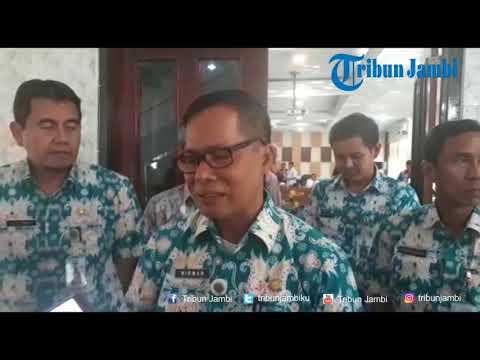 Komisi III DPRD Kota Jambi Lakukan Hearing dengan Diskominfo Kota