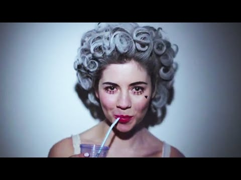 Topzene: Marina and the diamonds - Primadonna