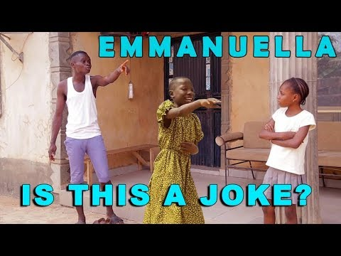 Emanuella & Gloria IS THIS A JOKE (mark angel comedy) (mind of freeky comedy) laugh now