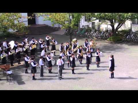 「メインストリート・エレクトリカルパレード」 - 関東学院六浦中学校・高等学校 吹奏楽部