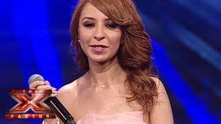 إيمان كركيبو - العروض المباشرة - الاسبوع 6 - The X Factor 2013