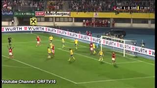 Österreich – Schweden 2:1 (07.06.2013)