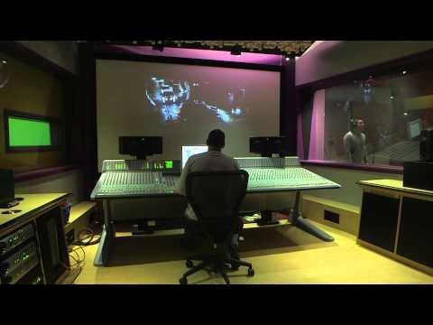 D-Control Recording Studio, Emeryville Campus