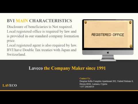 BVI Company Formation, Регистрация Оффшорных Компаний - Оффшор БВО
