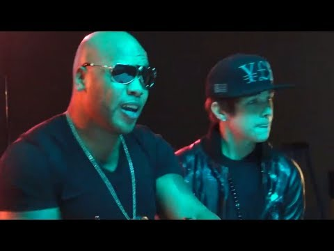 "Austin Mahone – ""Say You're Just a Friend"" feat. Flo Rida Music Video Behind The Scenes"