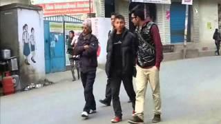 Nepali Street Prank- Selling Drug To People