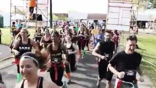 Zombie Run is a zombie infested 5k fun run where you can choose to be a runner or a zombie. http://zombierun.com