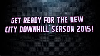 City Downhill World Tour 2015 teaser