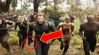 Video 10 SECRETS You Missed in the Avengers: Infinity War Trailer MP3, 3GP, MP4, WEBM, AVI, FLV Januari 2018