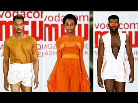 Top Billing features Mozambique Fashion Week 2017