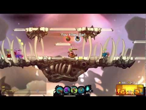 Awesomenauts Showcase: Gnaw