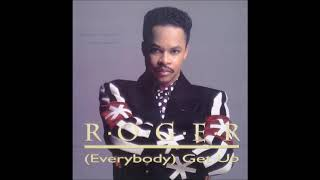 ROGER - Everybody Get up (EPMD Diesel Instrumental)