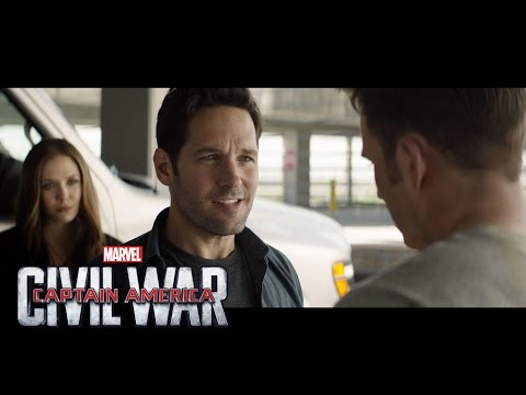Captain America: Civil War (Clip 'New Recruit')