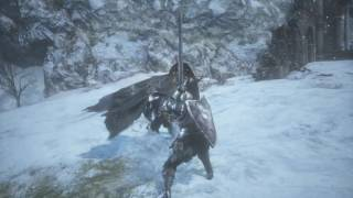 El tráiler nos ofrece un primer vistazo de la congelada tierra de Ariandel, en donde los jugadores podrán librar épicas batallas contra aterradores enemigos ...