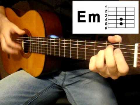 Как играть на гитаре песню Кино - Пачка сигарет