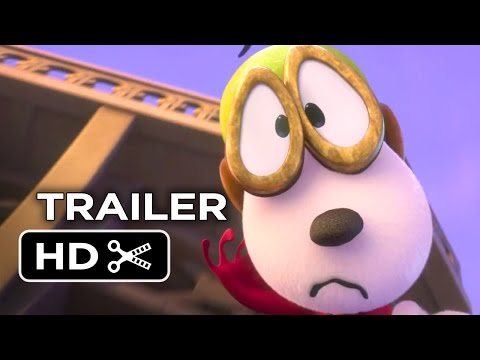 The Peanuts Movie Official Teaser Trailer #3 (2015) - Animated Movie HD