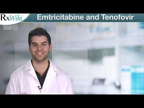 Emtricitabine and Tenofovir Helps Treat HIV With Other Medications - Overview
