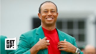 Tiger Woods winning The Masters makes him the greatest golfer ever - Charles Barkley | Get Up!