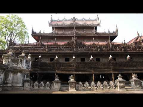 Exotic Myanmar (Burma) Travel Experience – 1