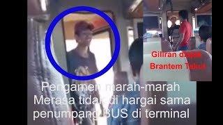 Video PENGAMEN SOK JAGOAN Marah-Marah Sama Penumpang BUS, Giliran Ditantangin Brantem KETAKUTAN MP3, 3GP, MP4, WEBM, AVI, FLV Agustus 2018