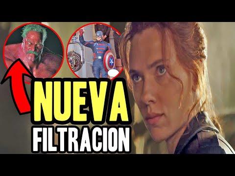 ¡IMPERDIBLE! filtran post créditos de Black Widow y cambian todo, Red Hulk, US Agent, spoilers