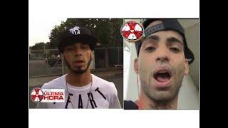 anuel aa habla de su salida,arcangel pelea con fans en la parada dominicana no olvide seguino en nuestra redes sociales:...