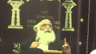 הרב יורם אברג'ל – פרשת וישב