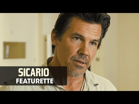 Sicario (Featurette 'The Cartels')