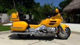 7. Used 2010 Honda Goldwing GL1800 Motorcycles for sale