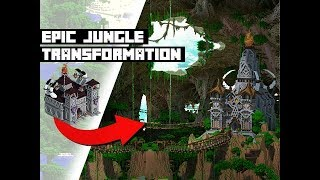 What If Minecraft Had EPIC Jungles!