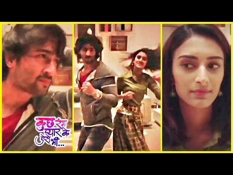 Shaheer Sheikh and Erica Fernandes Madness | Kuch