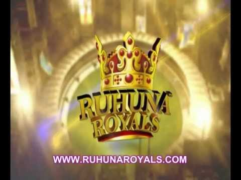Ruhuna Royals Official Theme Song Promo