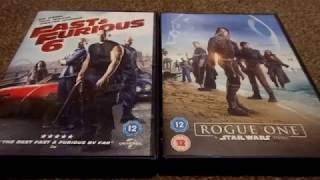 Nonton Fast And Furious 6 And Rogue One A Star Wars Story (UK) DVD Unboxing Film Subtitle Indonesia Streaming Movie Download