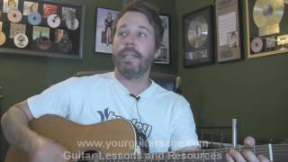 Guitar Lessons - Band on the Run by Wings&Paul McCartney - cover chords Beginners Acoustic songs