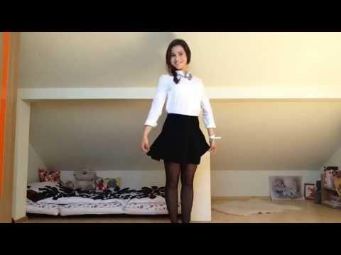 Школьная форма-стильно или нет/ outfits видео