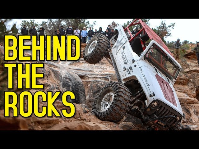 Behind the Rocks 4×4 Trail – HIGHDIVE Obstacle Rockstar Garage and Genright Off Road EJS19 Day 4