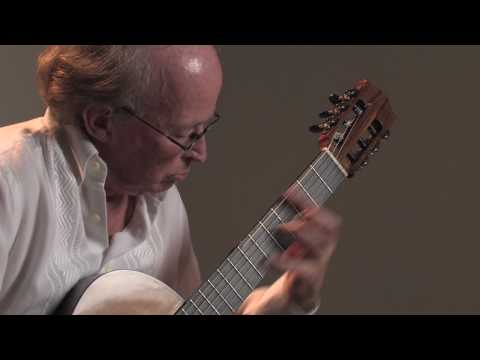 Carlos Barbosa - Solo guitar arrangement by Maestro Carlos Barbosa-Lima of a composition by Ruben Fuentes.