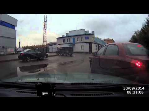 Авария в Киселевске