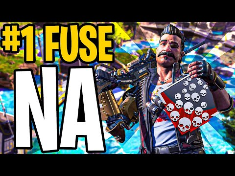 This Is Why Im #1 FUSE In North America (Apex legends Season 8)