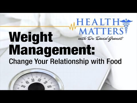 Change Your Relationship with Food: Novel Weight Management Practices – Health Matters