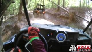 7. 2016 Polaris RZR S 1000 - First Ride - The Chase