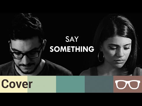 Say Something - John Karayiannis & Nikki Lee