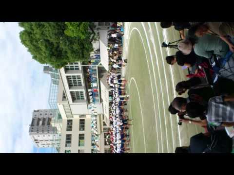 平成24年駕籠町小学校運動会