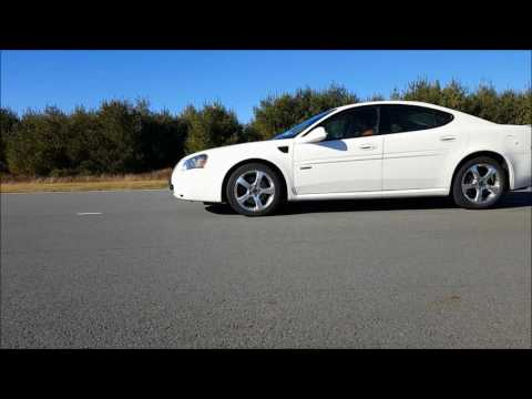 Pontiac Grand Prix GXP Review And Test Drive - The Feel Of Fast