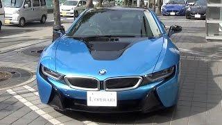 BMW i8 ピュアインパルスパッケージ 中古車試乗インプレッション