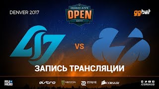 CLG vs Tempo Storm - Dreamhack Denver - map1 - de_inferno [anishared, MintGod]