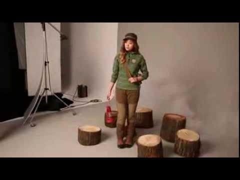 2013 JOOWON mountia/FW 拍攝花絮 (видео)