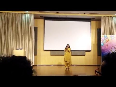Video Aarthi performing Awaara Bhawre @ HPE download in MP3, 3GP, MP4, WEBM, AVI, FLV January 2017