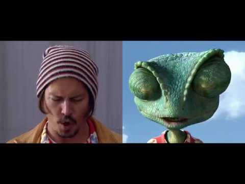 Rango behind the scenes- Breaking the Rules: Making Animation History: Now We Ride